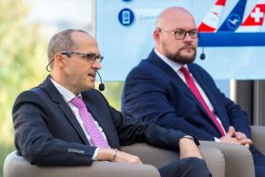 Lufthansa Group увеличила количество рейсов в Украину