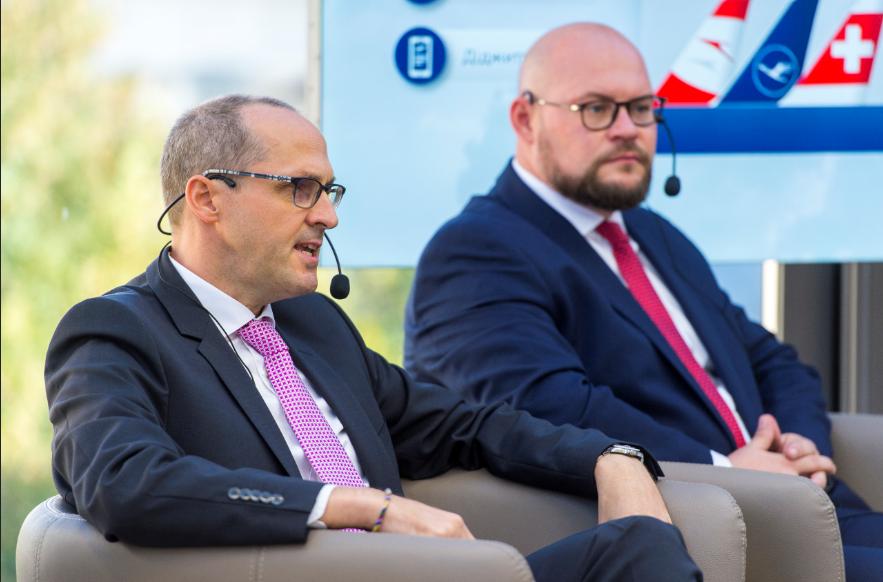 Lufthansa Group увеличила количество рейсов в Украину.Вокруг Света. Украина