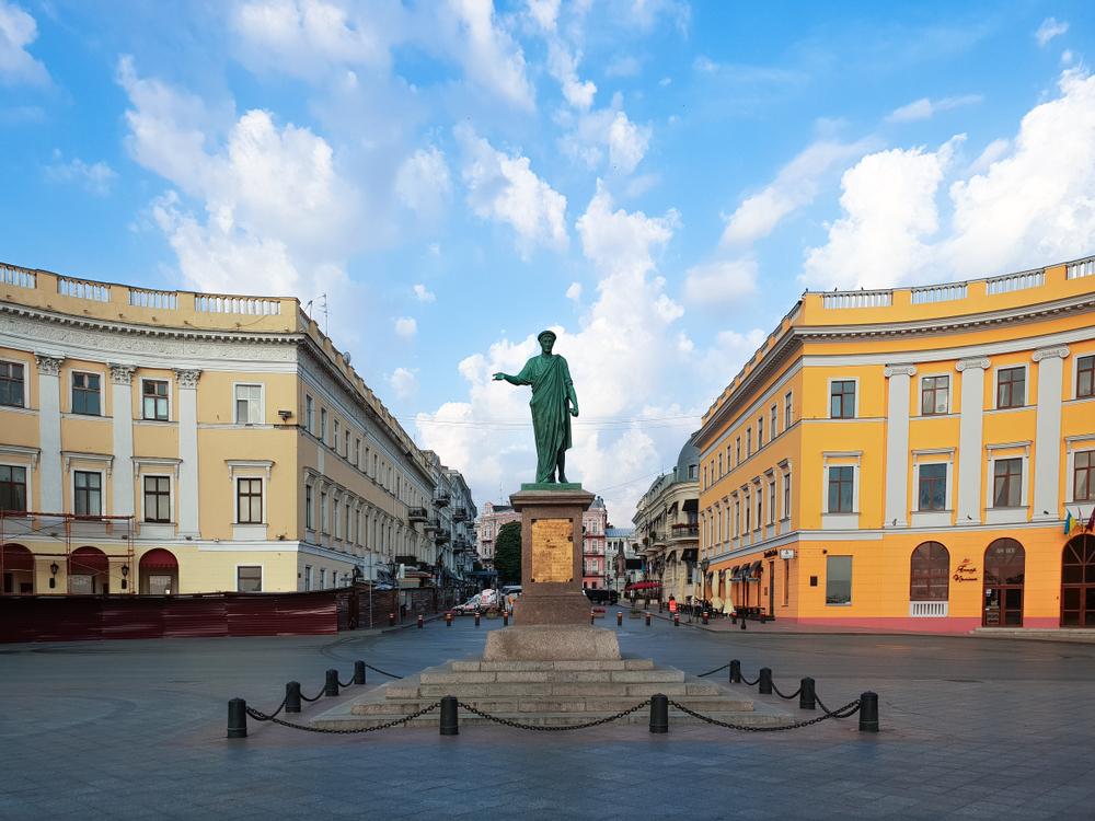 В центре Одессы нашли древнюю крепость