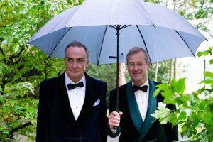 В британском королевском семействе состоялась первая гей-свадьба
