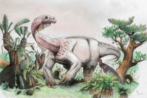 В Южной Африке нашли предка гигантских динозавров