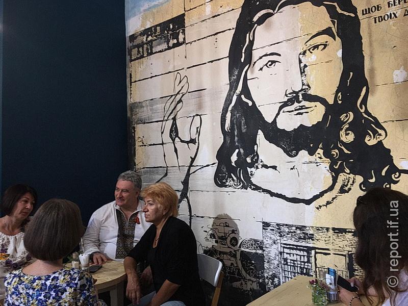 В Украине открылось христианское кафе, где нет цен
