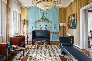 Карл Лагерфельд продает свою виллу в Гамбурге за $11,7 млн