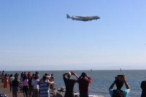 Украинский самолет-гигант установил новый рекорд