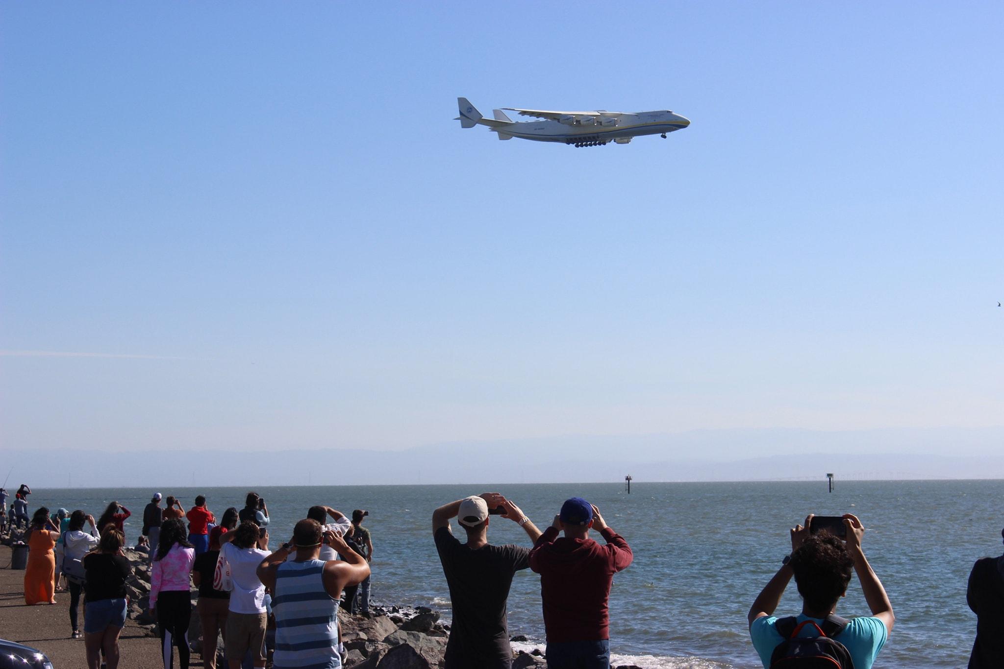 Украинский самолет-гигант установил новый рекорд.Вокруг Света. Украина