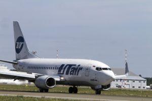 В Сочи пассажирский самолет загорелся после неудачного приземления