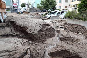 Землетрясение в Японии: количество жертв выросло