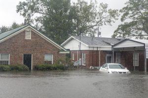 В  США оценили ущерб от урагана