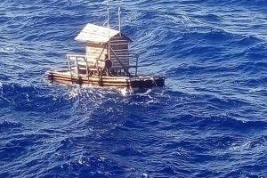В Индонезии юноша 49 дней дрейфовал в открытом океане