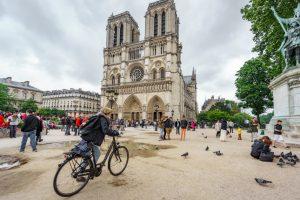 В Париже на один день остановят автомобильное движение