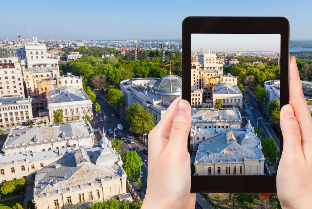 Киев попал в ТОП самых фотографируемых городов мира.Вокруг Света. Украина