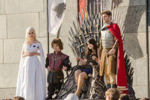 «Игра престолов»: теперь в британских яслях