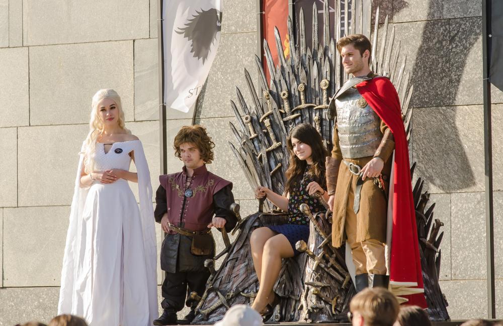 «Игра престолов»: теперь в британских яслях.Вокруг Света. Украина