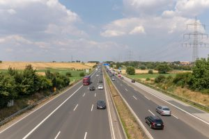 Франкфурт запретил проезд старых дизельных авто