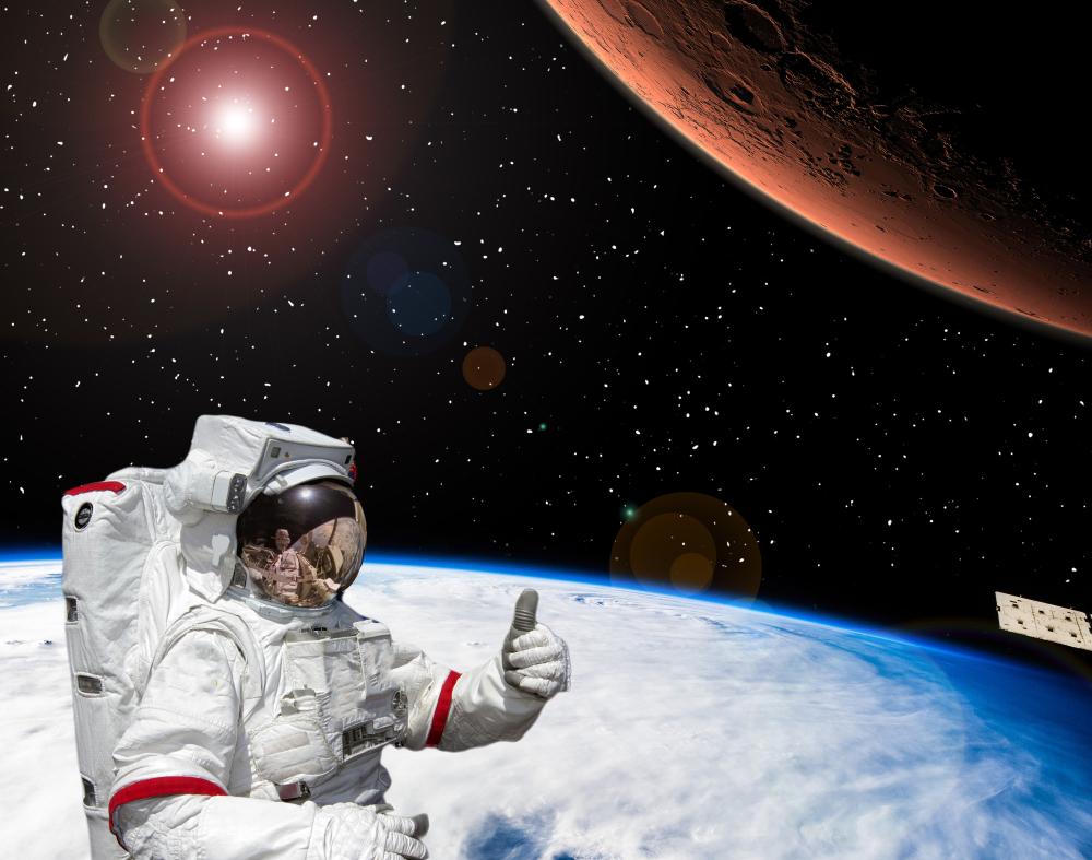 NASA обещает миллион за способ получения сахара на Марсе