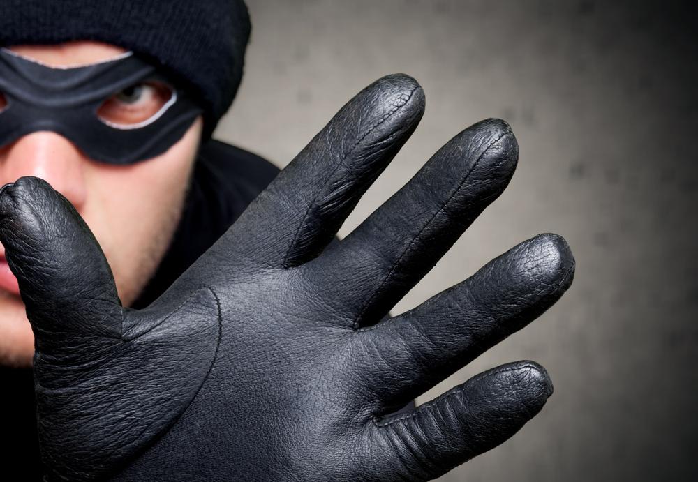 В США вор-неудачник потерял штаны во время ограбления