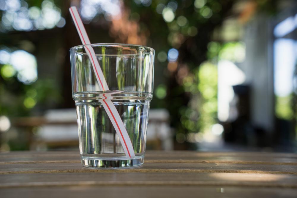 В Калифорнии ограничили использование пластиковых трубочек в ресторанах