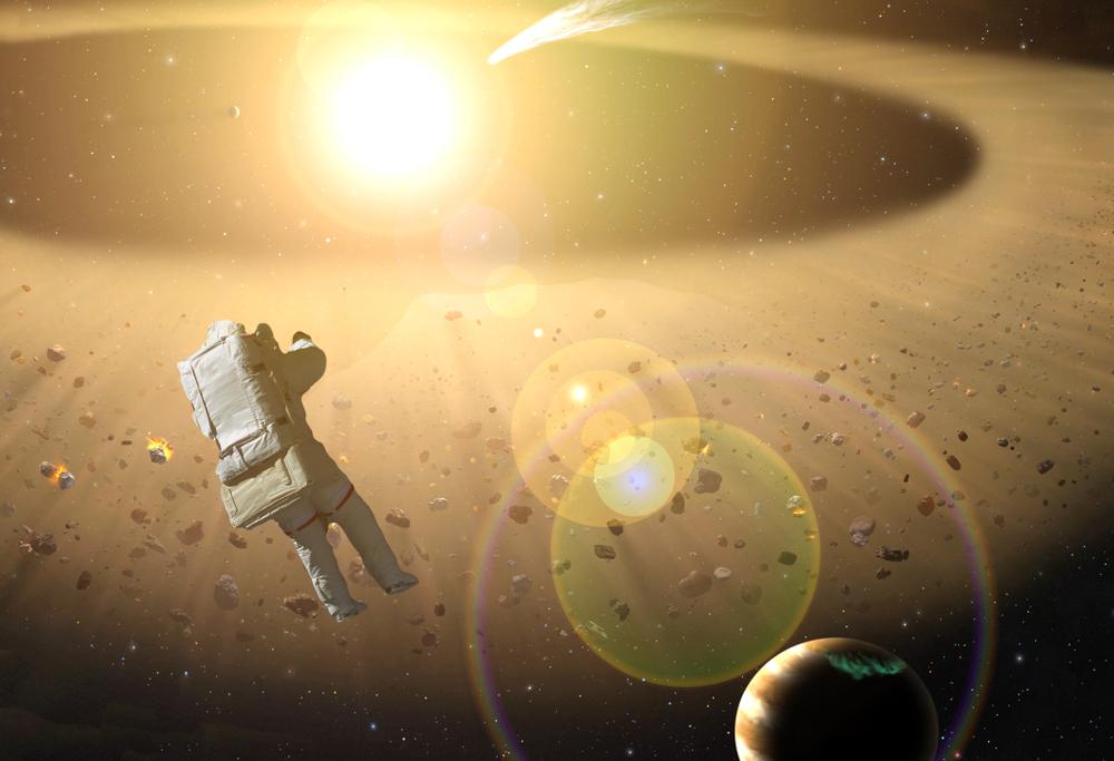 60% от возможного: подсчитан уровень облучения колонизаторов Марса