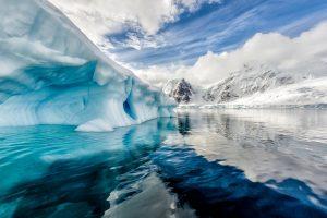 Ученые создали самую точную карту Антарктиды