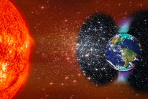 Солнечные ветры разрушительней геомагнитных бурь: NASA