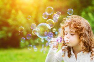 Физики научились восстанавливать лопнувший пузырь