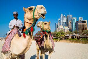 Осень в ОАЭ: восточная сказка, чудеса техники и экстрим