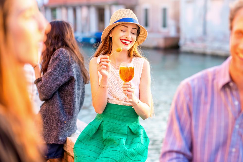 В Венеции запретят гулять с алкоголем ночью