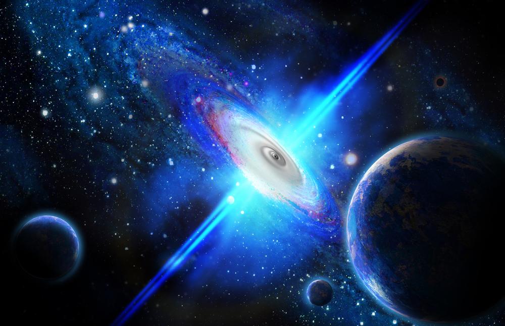 Черные дыры способны воскрешать звезды. Но ненадолго