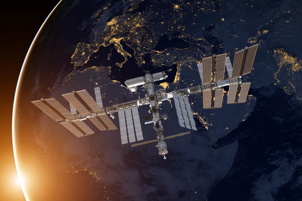 Когда и как МКС можно увидеть с земли