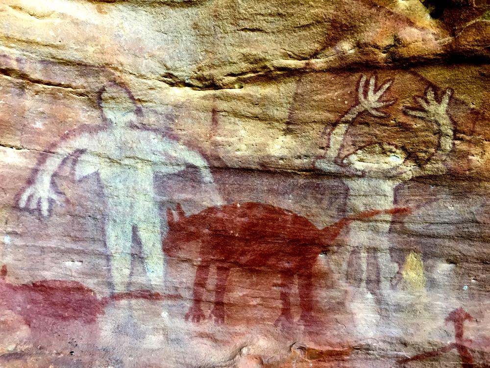 Люди заселили пустыни на 25 тысяч лет раньше, чем думали ученые.Вокруг Света. Украина