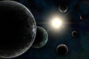 Экзопланеты TRAPPIST-1: почти как Земля, но после потопа