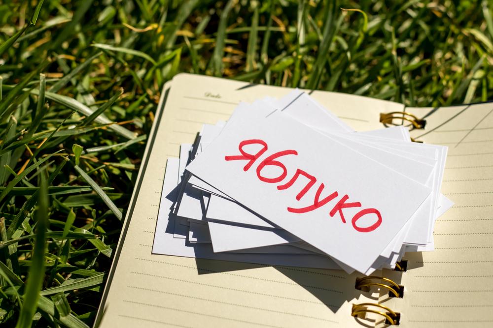 Украинский язык вошел в ТОП европейских языков