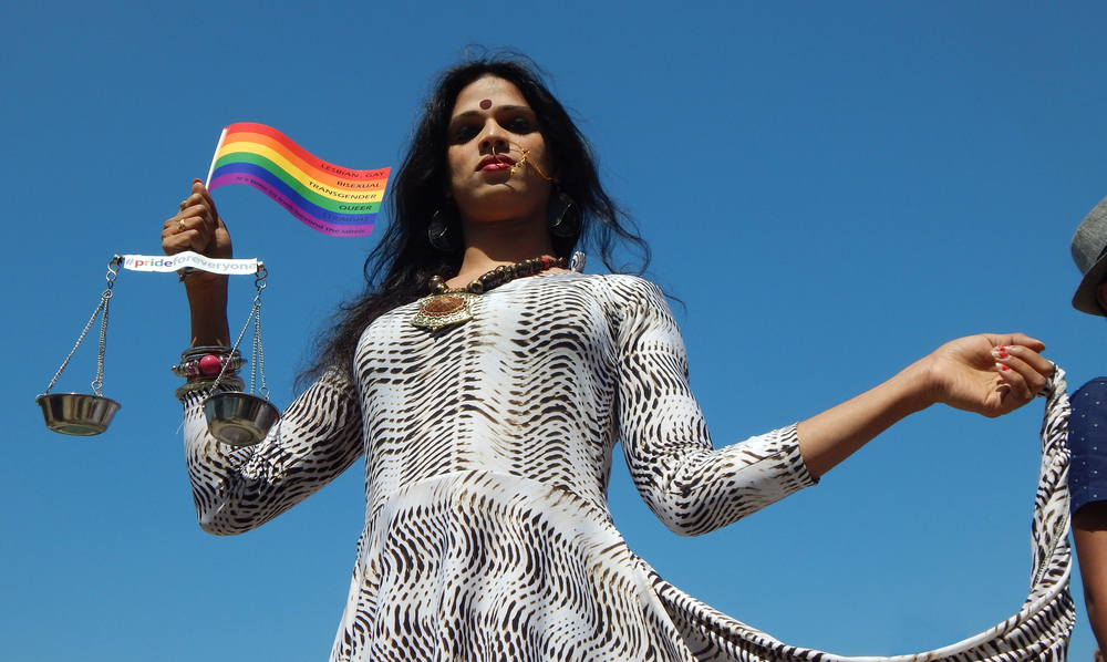 В Индии отменили закон о преследовании людей за гомосексуализм.Вокруг Света. Украина