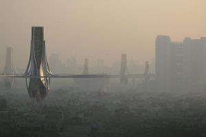 В Дели собираются построить 100-метровые башни для очистки воздуха