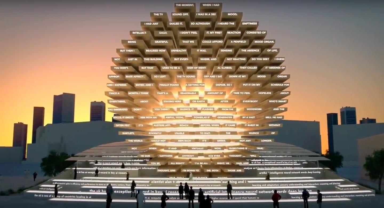 В Дубае построят павильон-поэму в память Стивена Хокинга