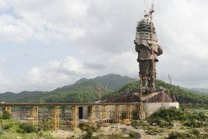 В Индии готовятся к открытию самой высокой статуи в мире