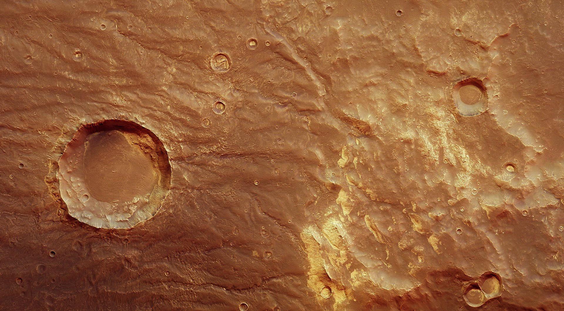 Ученые из США поделились рецептом марсианской почвы