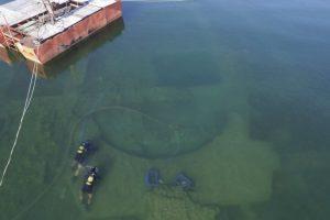 На дне озера в Турции нашли древнюю христианскую церковь