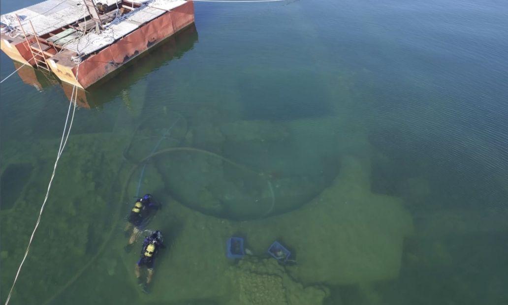 На дне озера в Турции нашли древнюю христианскую церковь.Вокруг Света. Украина