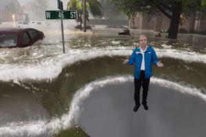 Мало что уцелеет: в США смоделировали последствия урагана «Флоренс»