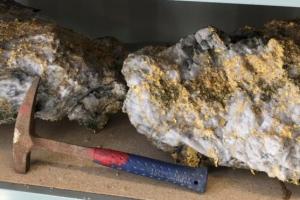В Австралии нашли золотой самородок весом почти 100 кг