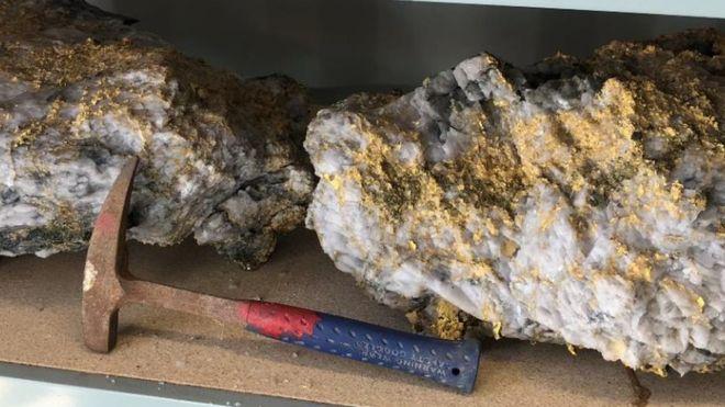 В Австралии нашли золотой самородок весом почти 100 кг.Вокруг Света. Украина