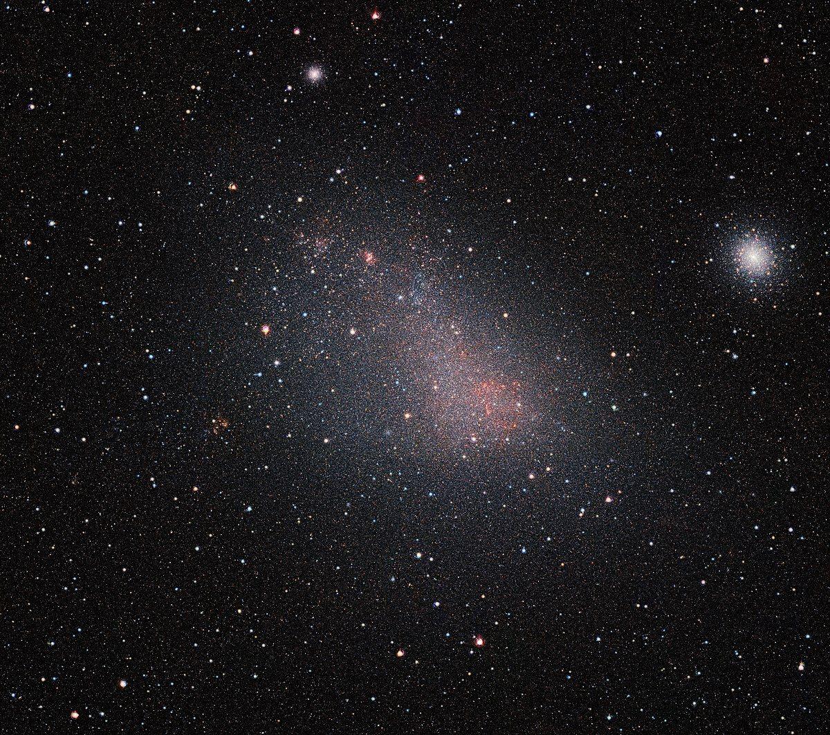 Малое Магелланово Облако раскололось на две части: астрономы