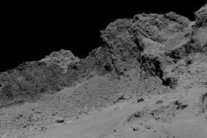 Мертвый покой: ESA показало фото с поверхности кометы