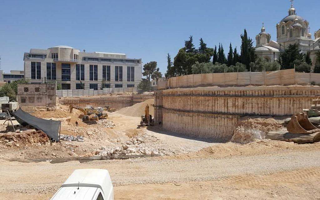 В Иерусалиме нашли братскую могилу казненных