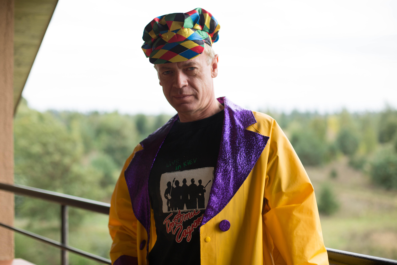 """Павел Крахмалев из группы «Брати Гадюкіни»: """"Писаный камень исполнил мое заветное желание"""""""