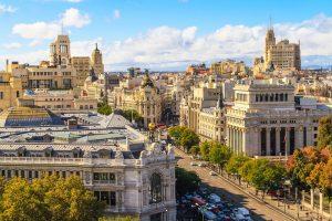 Осенний отпуск в Мадриде: что посмотреть и что попробовать