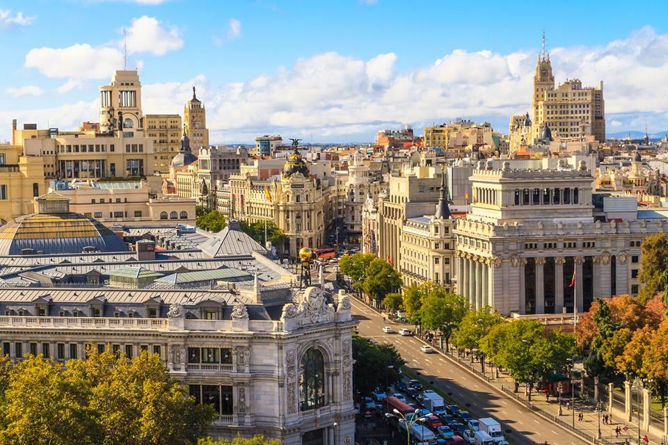Осенний отпуск в Мадриде: что посмотреть и что попробовать.Вокруг Света. Украина
