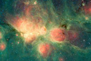 NASA показало снимки туманности Кошачья лапа
