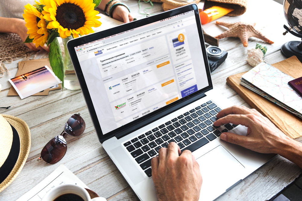 В отпуск без проблем: Hotline.finance запустил оформление турстраховок онлайн